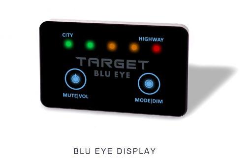 Target Blu Eye Key Pad